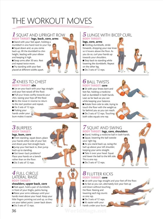 Workout Routines For Men Women Best Workouts Routine Exercises Lose Weight